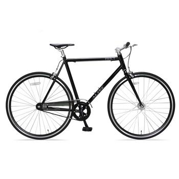 Altec FXD-1 zwart fixed gear fiets