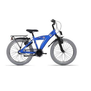 Bike Fun Sound N3 20inch blauw  jongensfiets