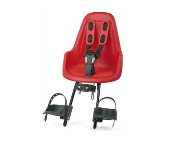 Bobike one mini kinderzitje voor strawberry red
