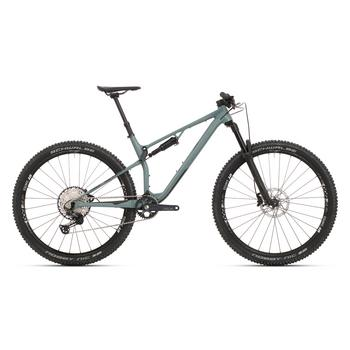 "Superior XF 939 TR groen-zwart L 29"" Full Suspension MTB"