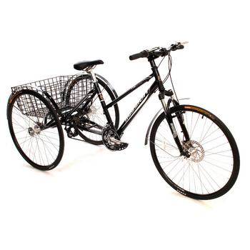 Mission Tribrid 28inch 21-speed volwassen driewieler