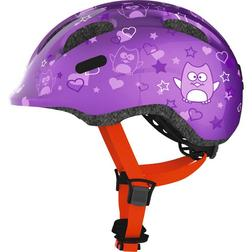 Abus helm Smiley 2.0 purple star S 45-50