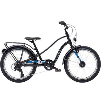 Electra Kids Sprocket 7D EQ 20inch asteroid black jongensfiets