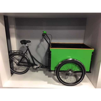 Light KinderTransport bakfiets GREEN 24'