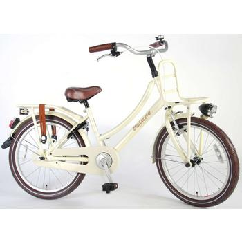 Volare Excellent Transport 20inch wit meisjesfiets
