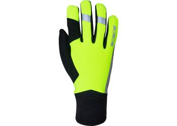 Wowow handschoen Early Fog M yellow