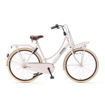 Popal Daily Dutch Basic Plus 50cm roze Transportfiets