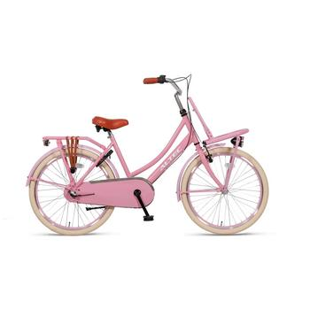 Altec Dutch N3  roze 24inch Transportfiets