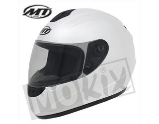 Helm Thunder II KID MT Integraal 1 Vizier Wit  XXXS/XXS/XS
