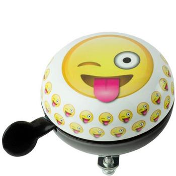 Widek bel Ding Dong Emoticon crazy krt