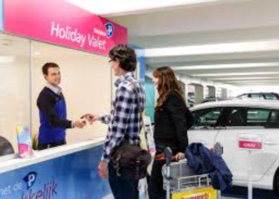 SchipholHoliday Valet Parking 8 dagen € 69,50