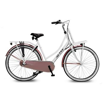 Altec Dutch N3 50cm wit-brons Dames Transportfiets