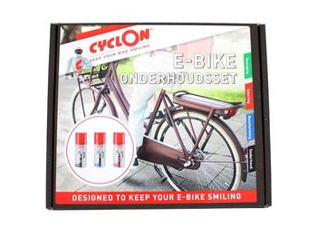 Cyclon E-bike box spray 3x100ml