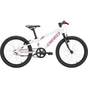 Deed Rookie 201 20inch wit Mountainbike
