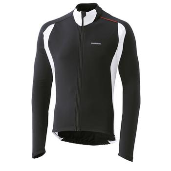 Performance Winter Jersey Black Size: Xxl