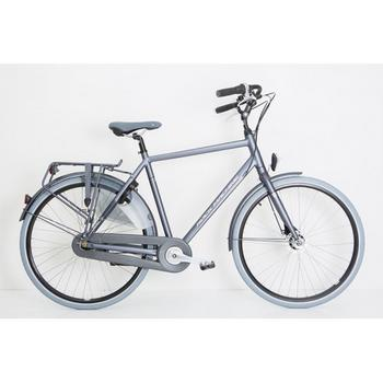 Rock Machine UB40 N7 titanium mat 48cm Herenfiets