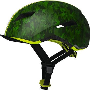 Abus Yadd I credition L camou green fiets helm