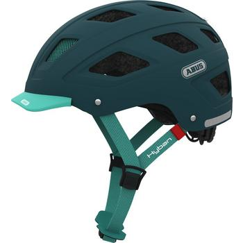 Abus Hyban L core green fiets helm