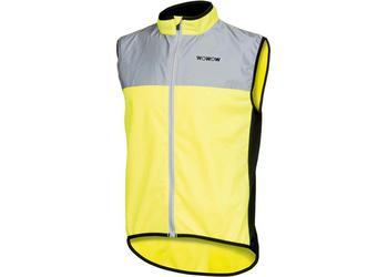 Wowow vest Dark Jacket 1.1 XS yellow