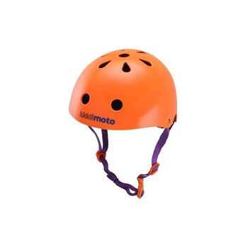 Kiddimoto mat oranje Medium helm