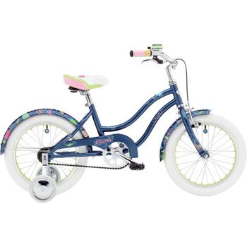 Electra Kids Under the Sea 16inch blue meisjesfiets