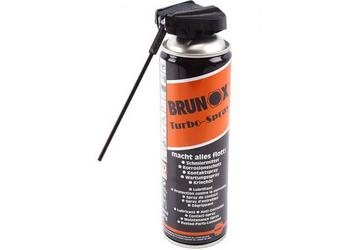 Brunox spuitbus Turbo Spray 500ml Power klik