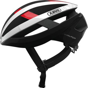 Abus Viantor L blaze red race helm
