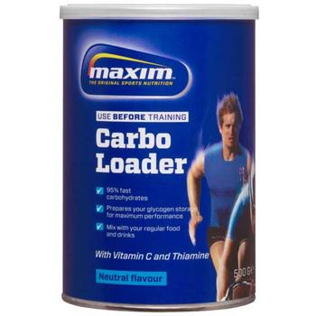 Maxim Poeder Carbo Loader 500gr