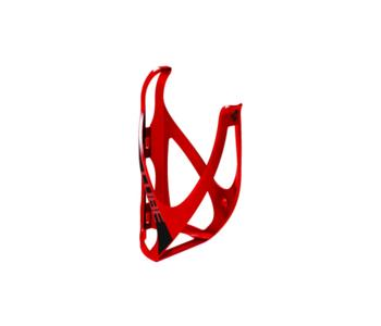 Cube Bottle Cage Hpp Matt Red/black
