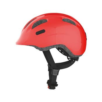 Abus helm smiley 2.0 sparkling red m (50-55 cm)
