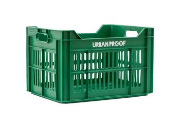 Urban Proof fietskrat 30L Legergroen - RECYCLED