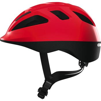 Abus Smooty 2.0 M shiny red kinder helm