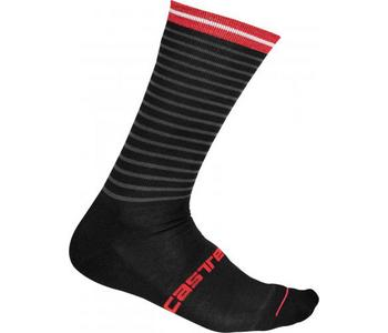 Castelli Venti Soft Sock-Black-Xxl