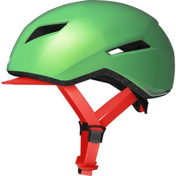Abus Yadd I S brilliant lime fiets helm