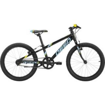 Deed Rookie 201 20inch zwart Mountainbike