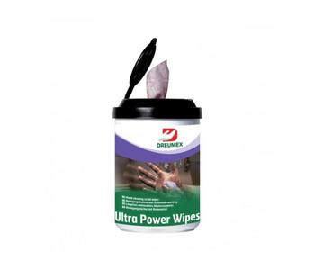 Dreumex reinigingsdoek ultra power wipes 90st