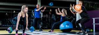 Real Fitness Circuit Training