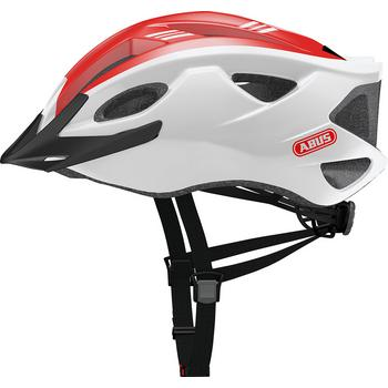Abus S-Cension L race red fiets helm