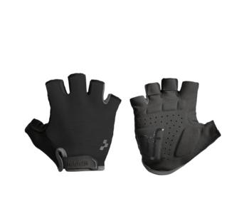 Natural Fit Gloves Short Finger Blackline