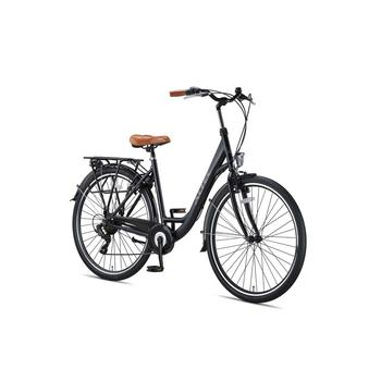 Altec Travel 50cm matzwart Damesfiets