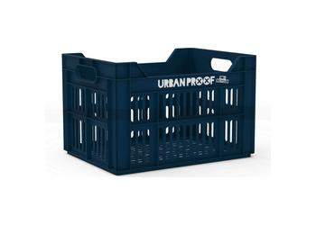 Urban Proof fietskrat 30 liter Dark blue Recycled
