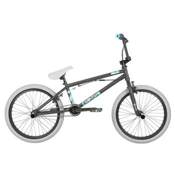 Haro Downtown DLX matte black 20inch Freestyle BMX