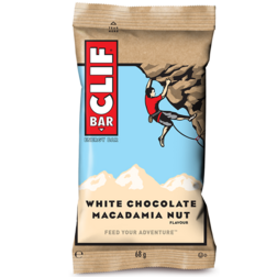 Clif Bar White Chocolate Macadamia