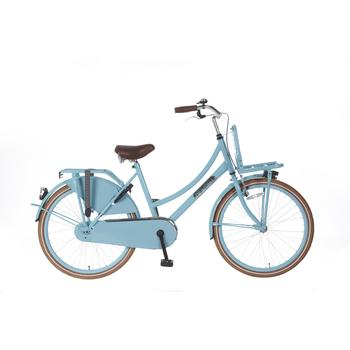 Popal Daily Dutch Basic 24inch turquoise Transportfiets