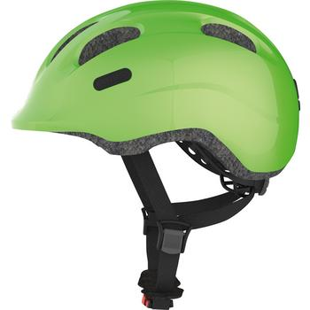 Abus Smiley 2.0 M sparkling green kinder helm
