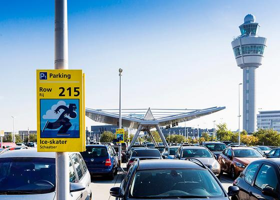 P1 Holiday Parking Schiphol