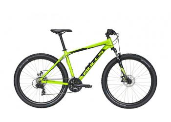 Bulls Wildtail 1 Disc 26, metallic lime/black