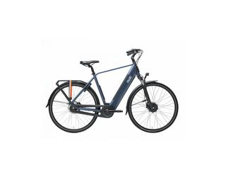 Qwic E-bike Urban FN7 Heren Voorwielmotor Midnight Blue
