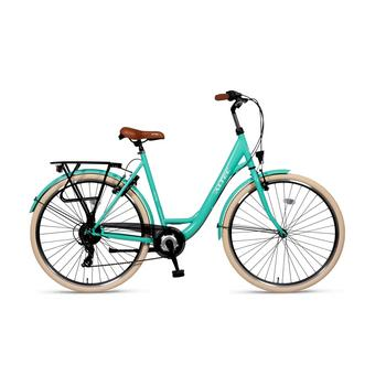 Altec Metro 7-speed 49cm ocean-green damesfiets