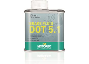 Motorex brake fluid dot 5.1 250ml